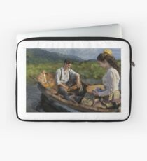 Jack And Elizabeth Laptop Sleeve