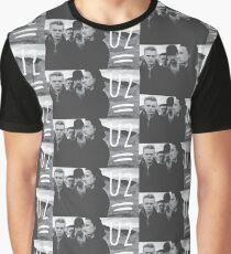 U2 Joshua Tree Graphic T-Shirt