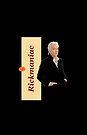 "Alan Rickman ""RICKMANIAC"" Fandesign by scatharis"