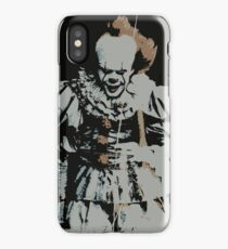 Movie: IT [Pennywise] iPhone Case/Skin