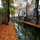 Autumnal colours at Utrecht by jchanders