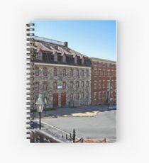 Historic Downtown Bethlehem Spiral Notebook