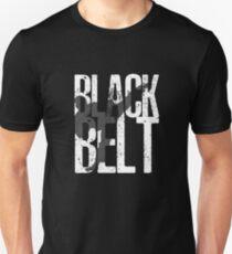 Black Belt T shirt  Unisex T-Shirt