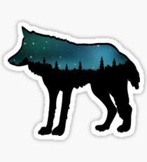 Midnight Eve Sticker