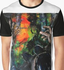 precipices and fears Graphic T-Shirt