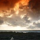 stormy sky  by Jon Baxter