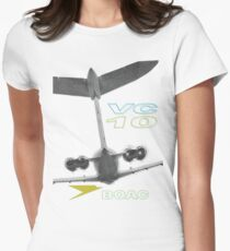 VC-10 WhaleTail Graphic T-Shirt