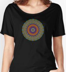 Happi Mandala 26 Women's Relaxed Fit T-Shirt