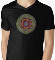 Happi Mandala 26 Men's V-Neck T-Shirt