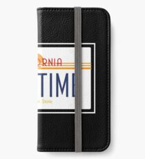OUTATIME iPhone Wallet/Case/Skin