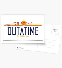 OUTATIME Postcards