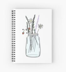 Tumblr Drawing Spiral Notebooks Redbubble