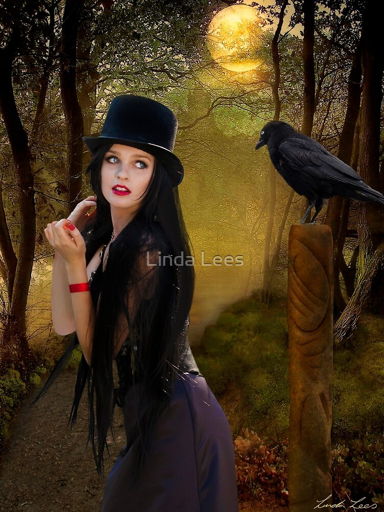 Words of the Crow by Linda Lees