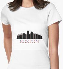 skyline boston T-Shirt