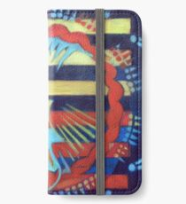 Hexagram 13: T'ung Jên (Fellowship) iPhone Wallet/Case/Skin
