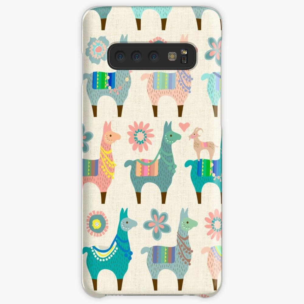 Llama Fun  Case & Skin for Samsung Galaxy