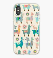 Llama Fun  iPhone Case