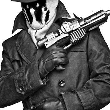 Rorschach by JKulte