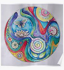 Cirkel van het leven / circle of life Poster