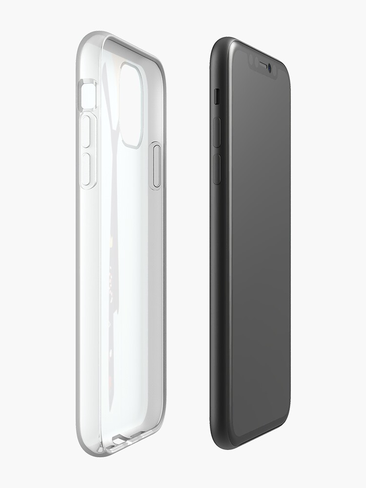 Coque iPhone «BTS ADN V», par ZeroKara