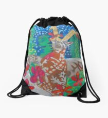 Ziatorog Drawstring Bag