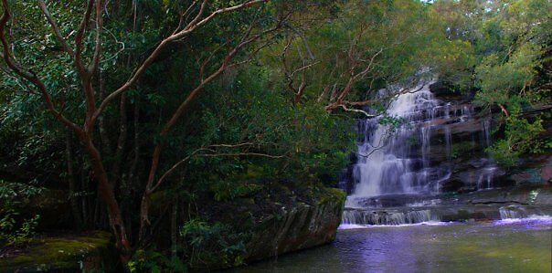 Somersby Falls by natto