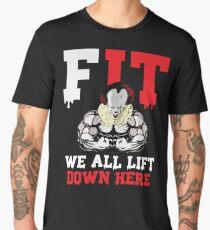We All Lift Down Here Men's Premium T-Shirt