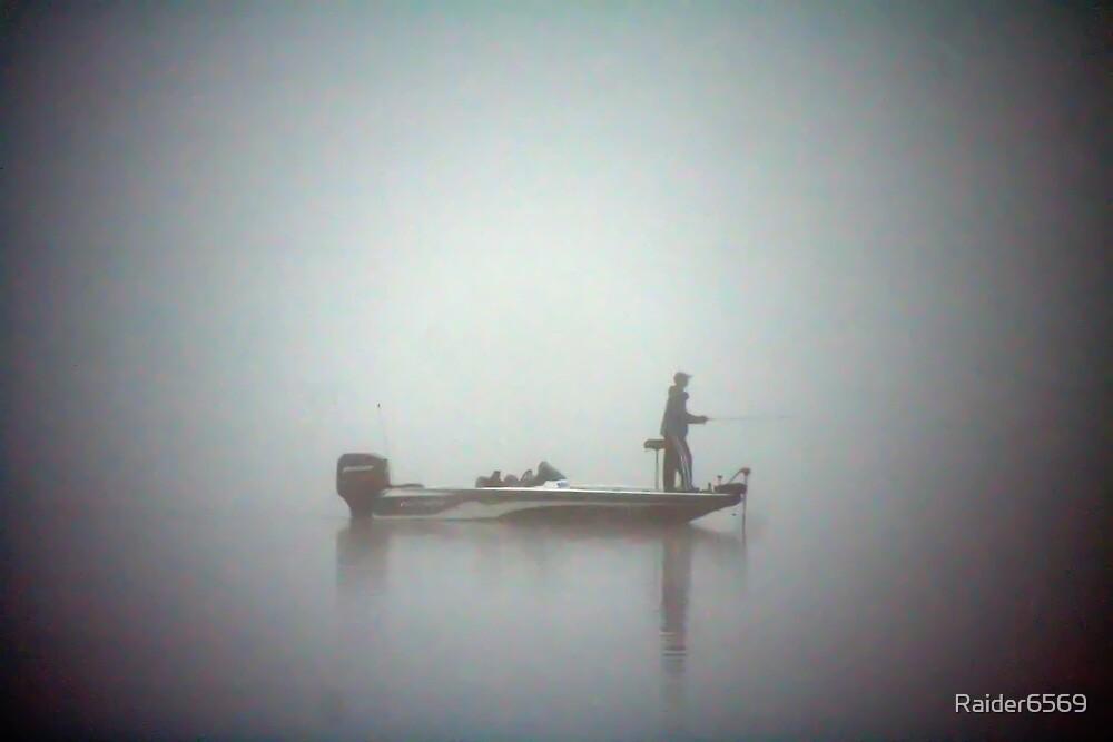 Fishin in the Mist by Raider6569