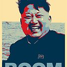 Rocket Man Boom by Thelittlelord