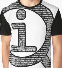 QI episodes A - N Graphic T-Shirt