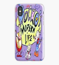 Rocko and Family iPhone Case/Skin