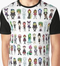 I Was a Teenage Monster Graphic T-Shirt