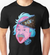 A ship in port is safe; but that is not what ships are built for. //Albert Einstein T-Shirt