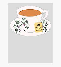 MoriaR Tea Photographic Print