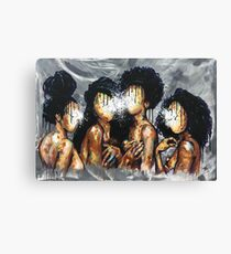 Naturally LIV Canvas Print