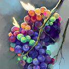 Summer Grapes by FaerytaleWings