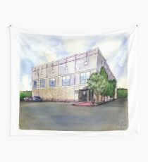 The Office By Pam Beesly(Halpert) Wall Tapestry