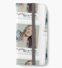 Celebrity: Sophie Turner [Polaroid] iPhone Wallet/Case/Skin