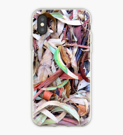 Leaves Disorganized iPhone Case
