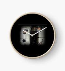 Baker Street 221B Clock