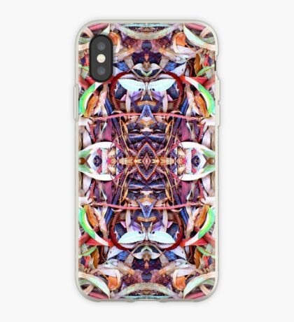 Leaves Organized iPhone Case
