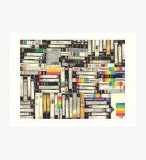 VHS Impression artistique