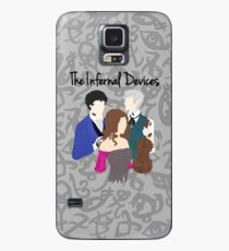 The infernal devices  Case/Skin for Samsung Galaxy