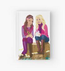 Fashion Girls Hardcover Journal