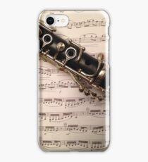 My clarinet iPhone Case/Skin
