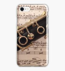 My clarinety iPhone Case/Skin