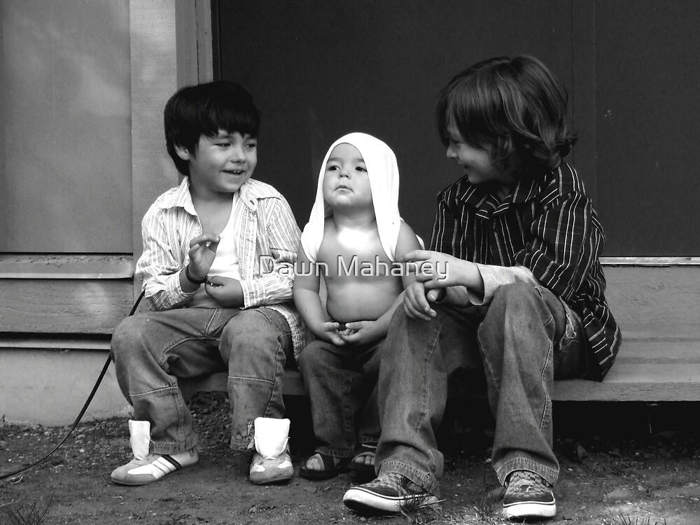 The Boys by Dawn Mahaney