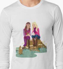 Fashion Girls Long Sleeve T-Shirt