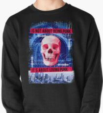 Skull Punk Pullover
