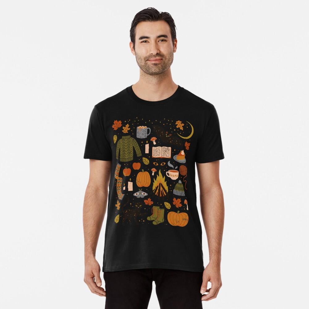 Autumn Nights Premium T-Shirt